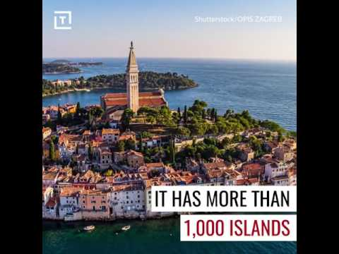 Thrillist Video - Croatian Paradise(Why the Dalmatian Coast Is the Perfect)