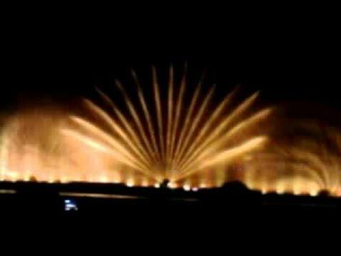 प्रेम मंदिर Musical Fountain Vrindavan, Mathura india
