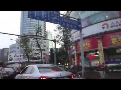 "CHINA'S MYSTERY MEGA-CITY CHENGDU, ""2014 SOLOAROUNDWORLD IN 25 DAYS"", PAUL HODGE, Ch 112"