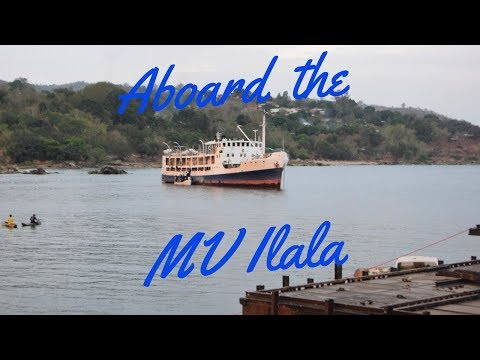Solo BackPacking in Malawi Part 2 - MV ILALA FERRY TALES