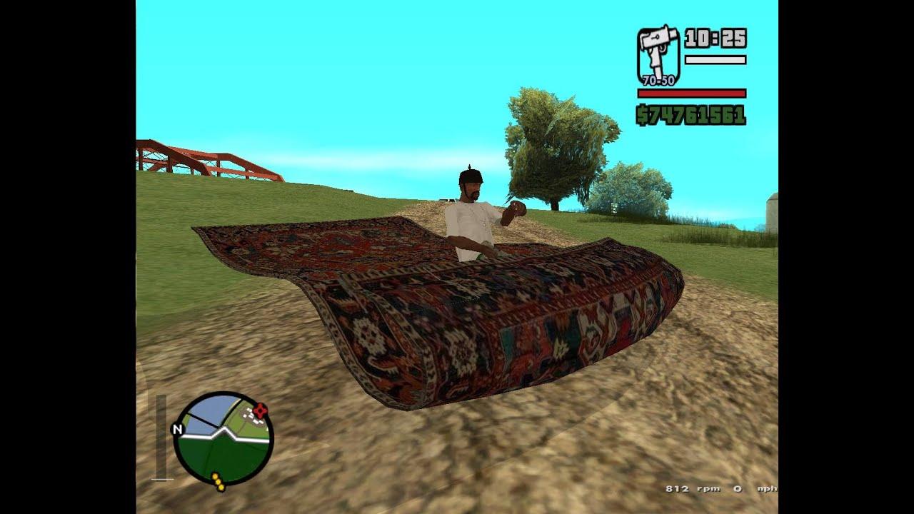 Gta  Flying Car Cheat Pc