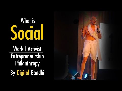 What is Social Entrepreneurship | Social Work | Philanthropy | Social Activist