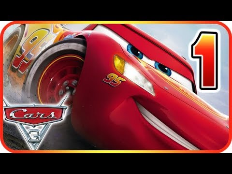 cars 3 driven to win walkthrough gameplay part 1 ps3. Black Bedroom Furniture Sets. Home Design Ideas