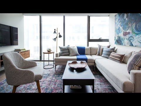 Interior Design: Living Room Makeover For A Bachelor