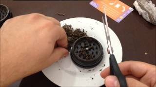 Tutorial: Como dichavar fumo prensado thumbnail
