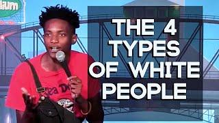 Christian Burke - Being Black In Portland - Helium Comedy Club