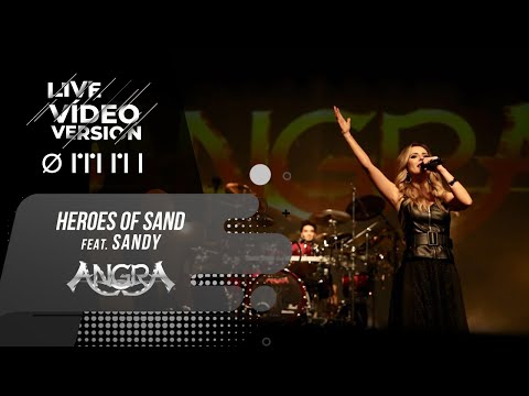 ANGRA - HEROES OF SAND FEAT. SANDY - LIVE VÍDEO VERSION - OMNI