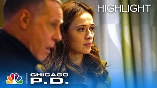 Battered And Bruised, Burgess Tries To Save A Victim - Chicago Pd