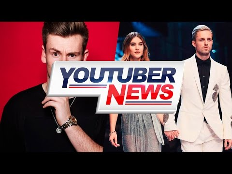 Marcus Butler At Milan Fashion Week, Oli White On TV And More | Fake News