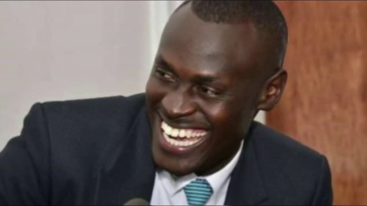 You are blind and deaf: King Kaka's truth stirs Kenya
