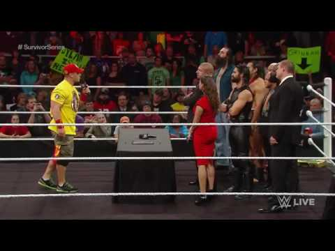 Download Team Cena vs Team Authority contract signing