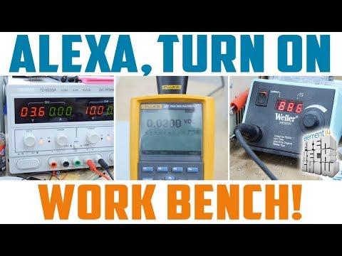 Alexa Automated Workbench Part 2