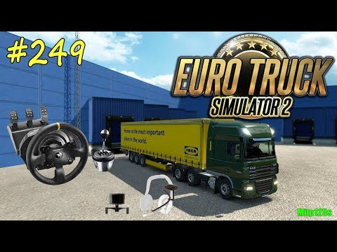 American Truck Simulator #041 + Thrustmaster Tx + Th8A + TrackIR 5 + TrackClip PRO from YouTube · Duration:  17 minutes 36 seconds