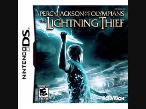Percy Jackson and The Olympians: The Lightning Thief Game ...