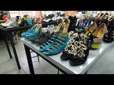 950d9acc0 Fabricas de calçados em Jaú - YouTube