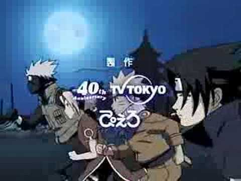 Naruto Season 3 Opening and Ending Songs
