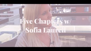Five Chapters w/ Sofia Laurell (Co-Founder of Tiny Organics)