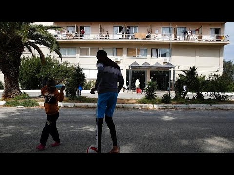 Greek island migrant camps 'not prepared for COVID-19': Human Rights Watch