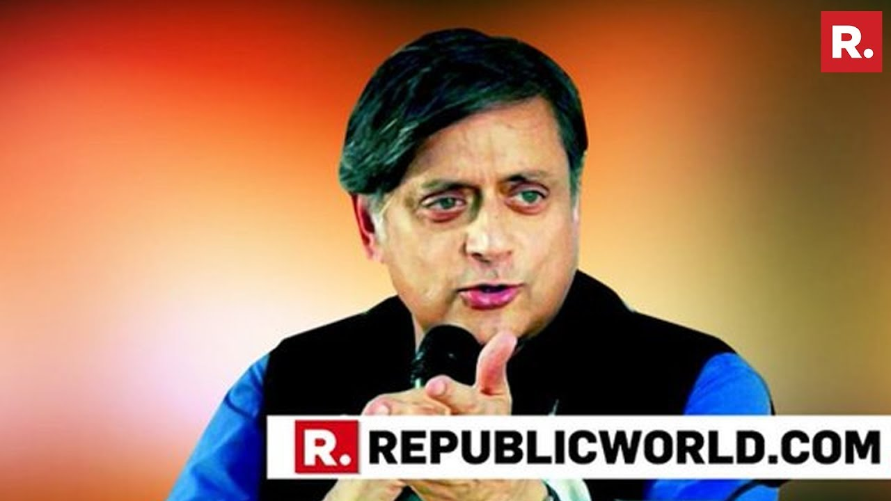 Controversial Tweet By Congress Leader Shashi Tharoor, Questions 'Ban Pak' Demand.