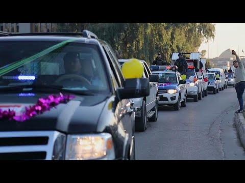 فيديو: بغداد تحتفل بالذكرى الأولى لانتصار الجيش على داعش…  - نشر قبل 6 ساعة
