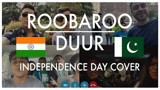 Roobaroo - Duur | Independence Day Cover by SAMAA