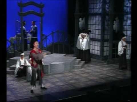 David Curry - A wandring minstrel ... THE MIKADO - G&S Opera Company