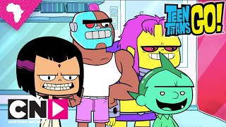 Teen Titans Go Bizarro World Cartoon Network