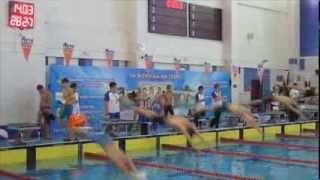 U News. Первенство и спартакиада РБ по плаванию