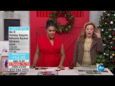 HSN | Create It Yourself 11.21.2016 - 02 AM