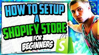 Building A $100,000 Shopify Store From Scratch In 2018 | Building A New Shopify Store For Beginners