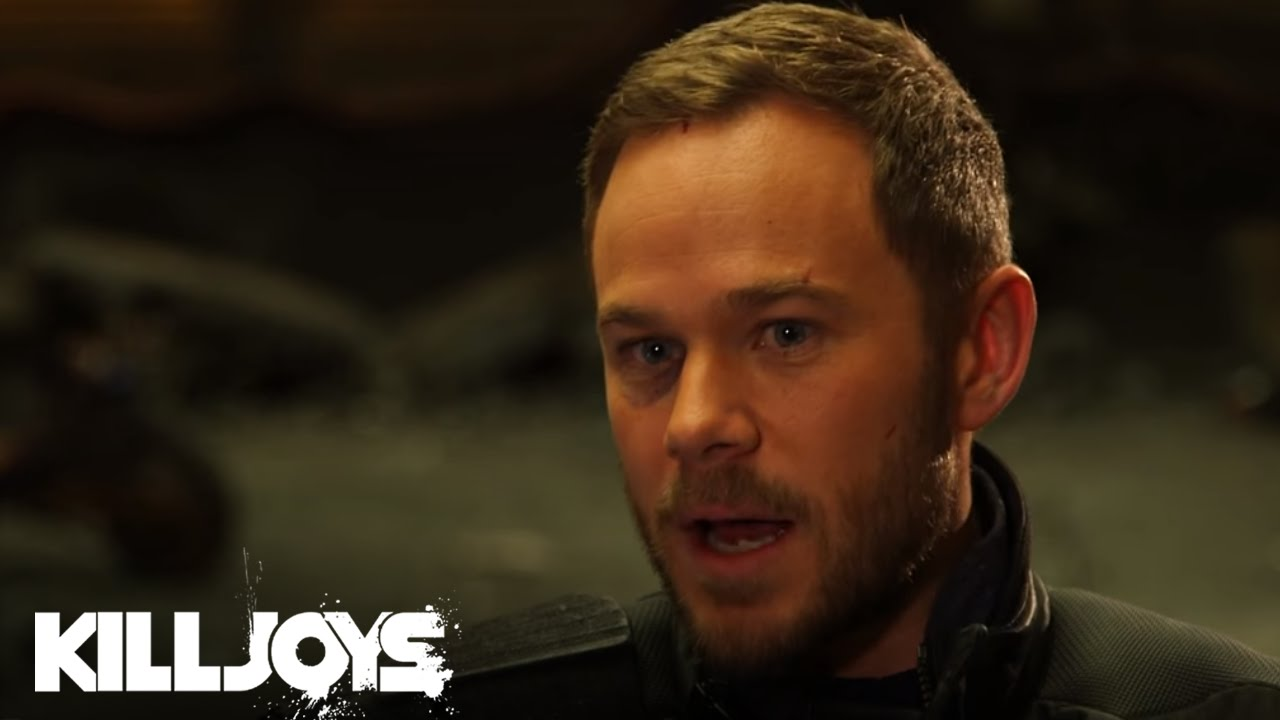 Download KILLJOYS (Inside Episode)   Season 2, Episode 2   SYFY