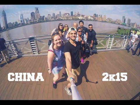 Travel China 2k15 - Shanghai & Beijing - RVSNfilms