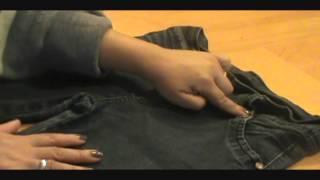 explicacion de  pantalon levantacola