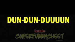 DUN DUN DUUUUN sound effect