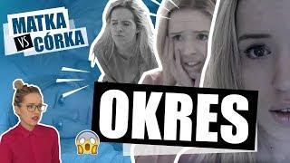MATKA vs CÓRKA - OKRES