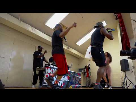 DeStorm Power & King Bach Live @ King Bach Dodgeball Tournament '2017