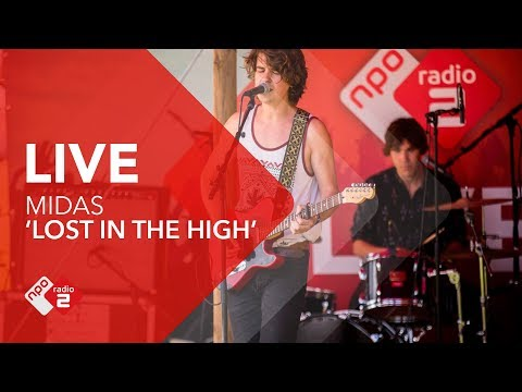 Midas - 'Lost It In The High' Live @ Tuckerville 2017 | NPO Radio 2