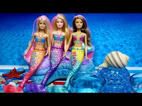 how to become a mermaid in 1 hour