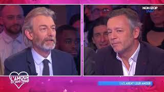 Gilles Verdez fait une belle déclaration d'amitié à Jean-Michel Maire