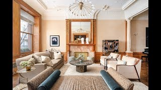 Grand Renovated Brownstone: 15 West 76th Street, New York, NY 10023 ( Upper West Side)
