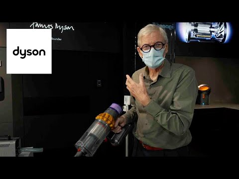 James Dyson launches