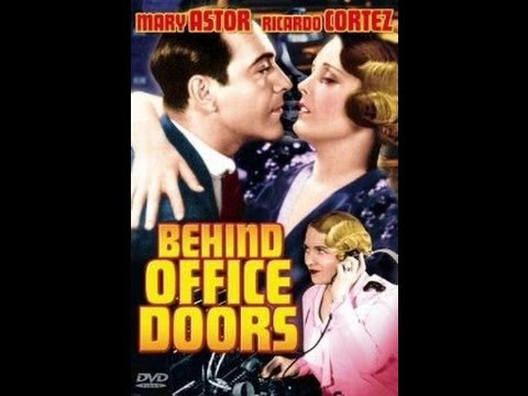 Behind Office Doors (1931) Full Movie