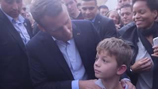 Journées Européennes du Patrimoine 2017 | Emmanuel Macron