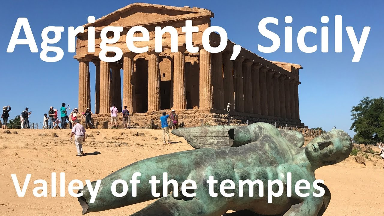 Valley of the Temples in Agrigento (Sicily - Part 2)