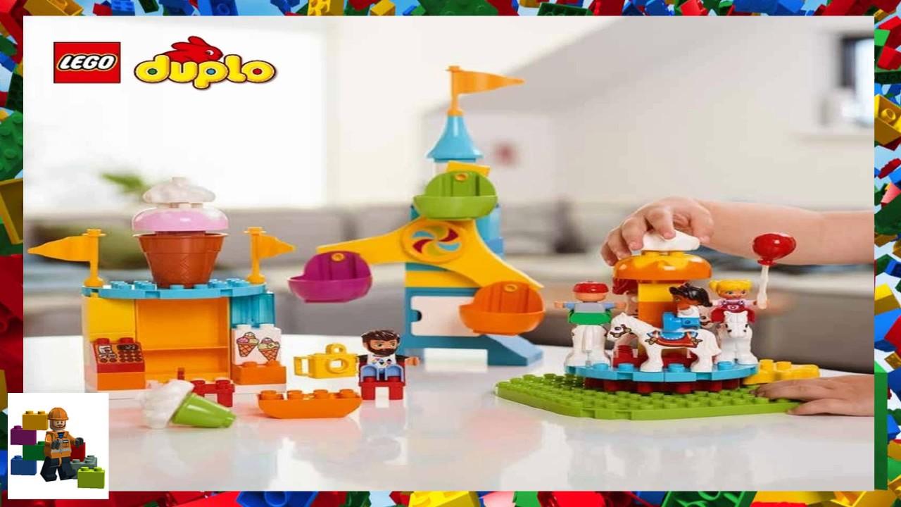 Lego Instructions Duplo 10840 Big Fair Youtube