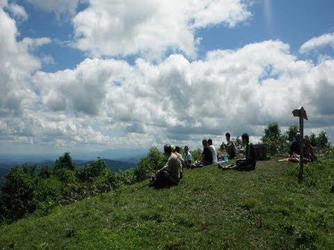 東根山登山 ~登山口から頂上まで~ 6月