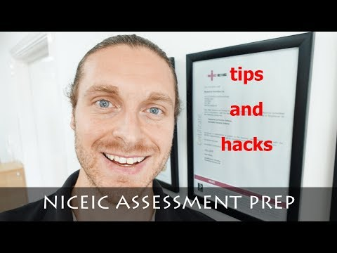 NICEIC ASSESSMENT PREPARATION | TIPS AND HACKS