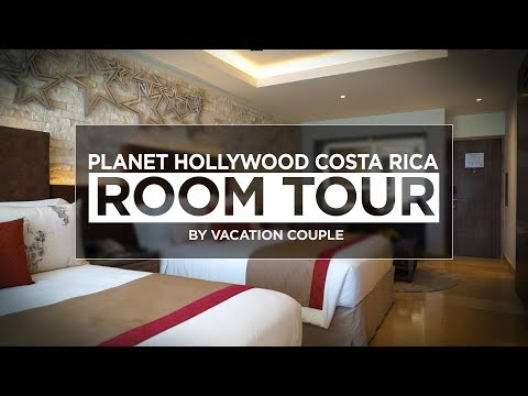 PLANET HOLLYWOOD COSTA RICA | Junior Suite Room Tour