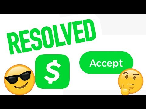 HOW TO ACCEPT BITCOIN ON CASH APP RESOLVED
