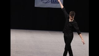Tobiáš Košir 2016 Tap dance World champion